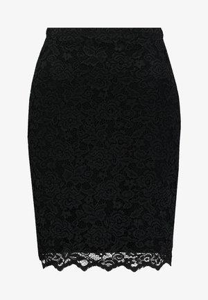 Jupe crayon - black