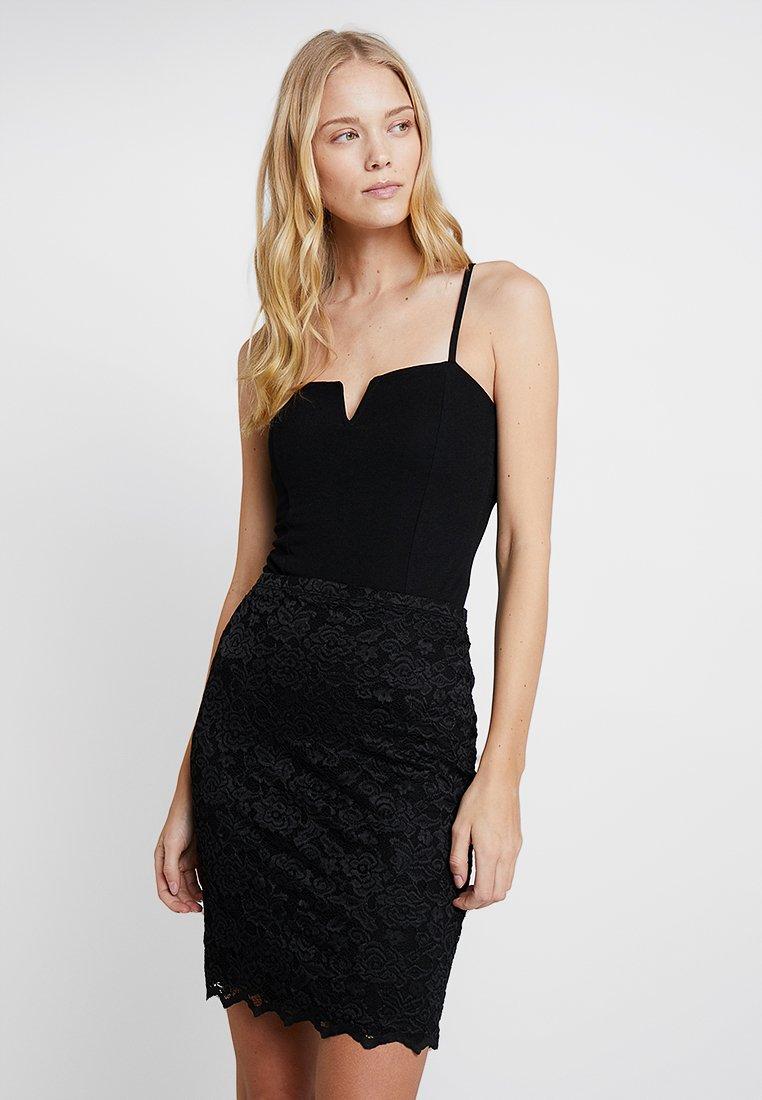 Anna Field - Pencil skirt - black