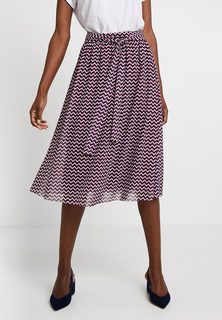Anna Field - A-line skirt - pink/purple