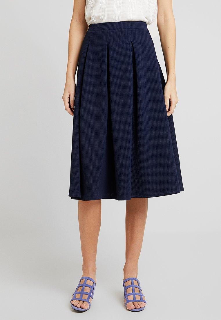 Anna Field - A-line skirt - maritime blue