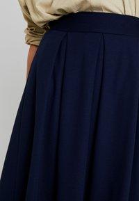 Anna Field - Áčková sukně - maritime blue - 5