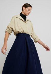 Anna Field - Áčková sukně - maritime blue - 3