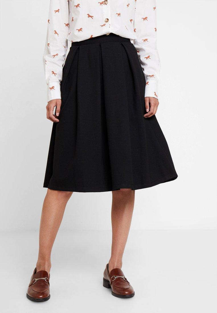 Anna Field - A-snit nederdel/ A-formede nederdele - black