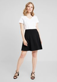 Anna Field - Mini skirt - black - 1