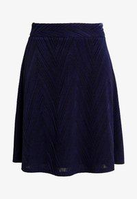 Anna Field - Spódnica trapezowa - dark blue - 3