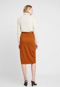 Anna Field - Pencil skirt - caramel cafe - 2