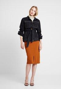 Anna Field - Pencil skirt - caramel cafe - 1