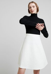 Anna Field - Miniskjørt - white - 3