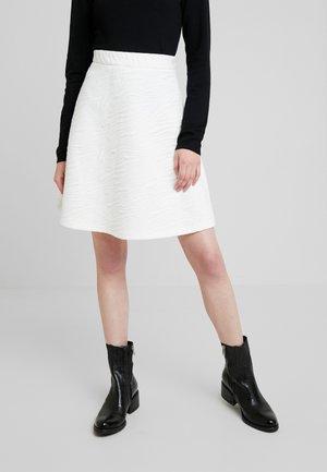 Spódnica mini - white
