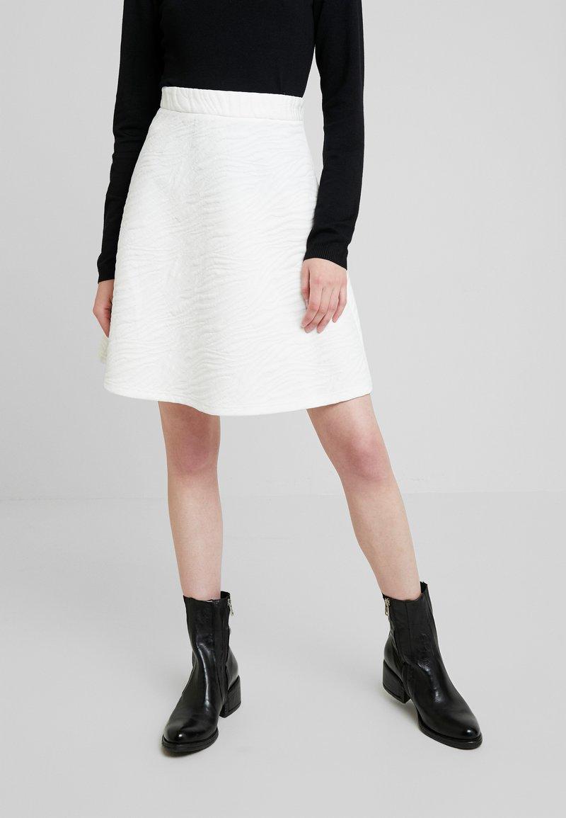 Anna Field - Miniskjørt - white