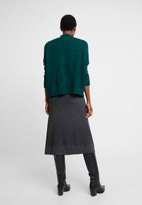 Anna Field - Áčková sukně - mid grey melange - 2