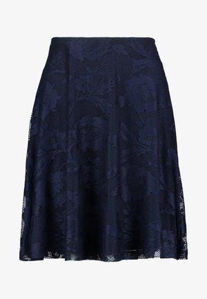 Minisukně - maritime blue