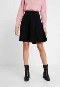 Anna Field - Mini skirt - black - 0