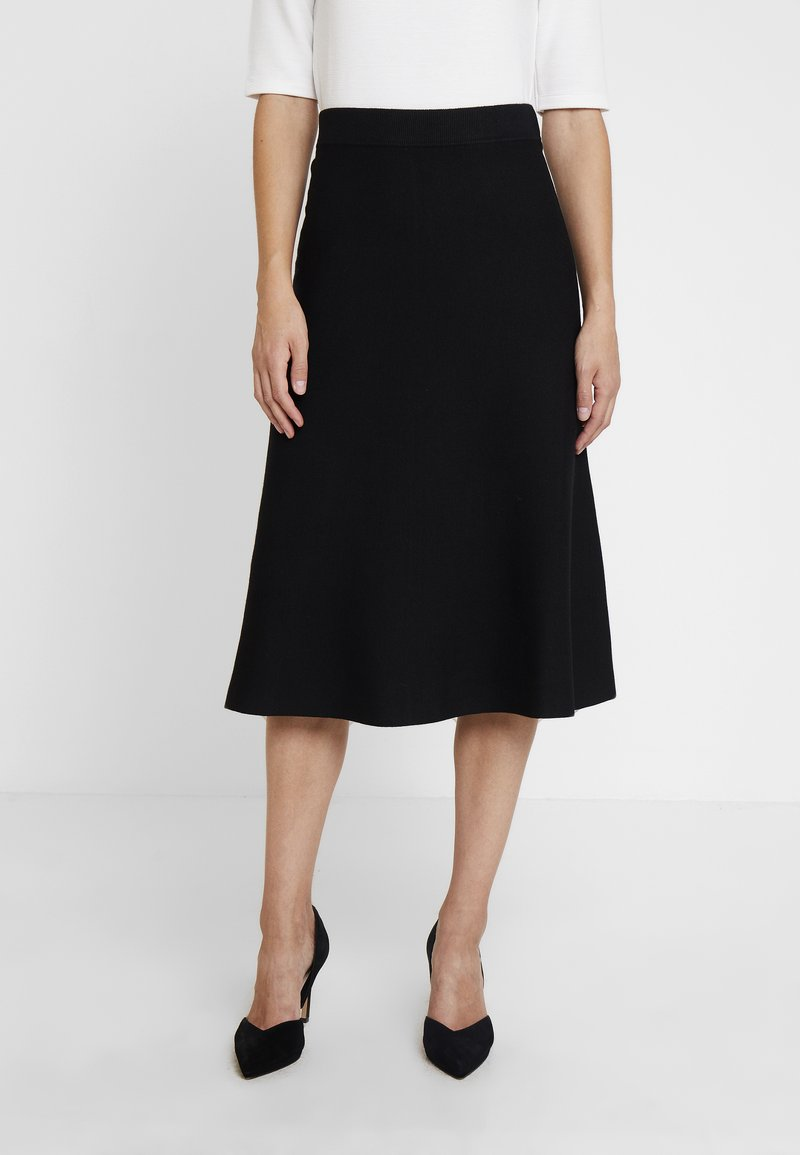 Anna Field - A-line skirt - black