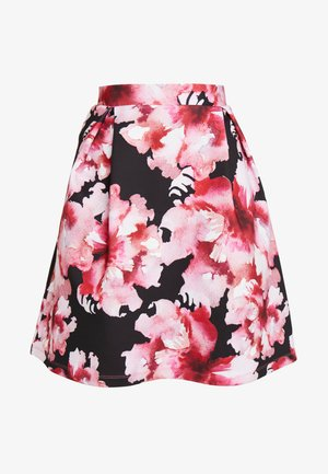 A-linjekjol - rose/pink