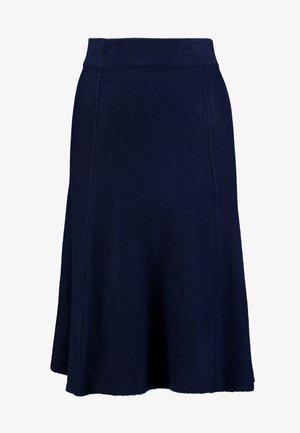 Jupe trapèze - dark blue