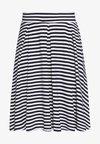 Áčková sukně - dark blue/white