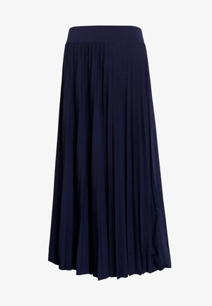 Jupe trapèze - maritime blue