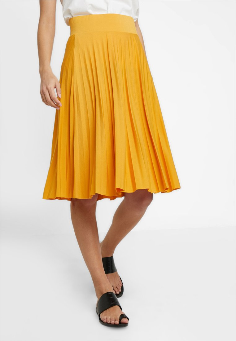 Anna Field - A-line skirt - sunflower