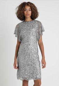 Anna Field - Koktejlové šaty/ šaty na párty - blue grey - 0