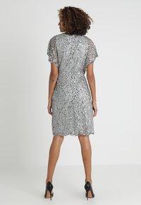 Anna Field - Koktejlové šaty/ šaty na párty - blue grey - 2