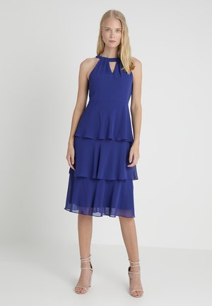 Koktejlové šaty/ šaty na párty - royal blue