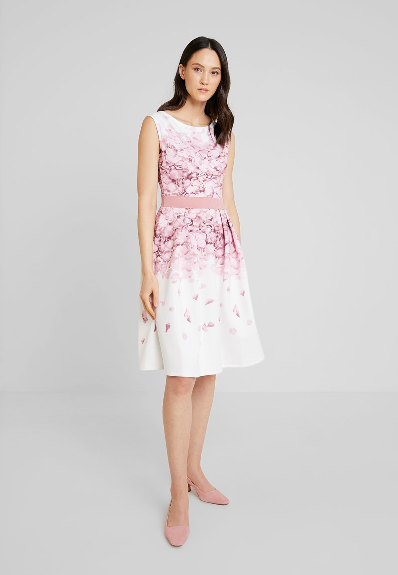 Anna Field - Cocktailkleid/festliches Kleid - white/rose