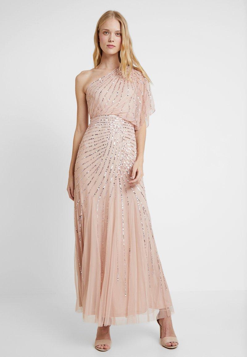 Anna Field - Společenské šaty - rose