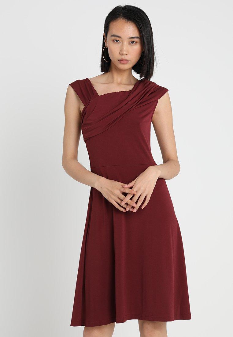 Anna Field - Denní šaty - burgundy