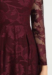 Anna Field - Koktejlové šaty/ šaty na párty - winetasting - 5