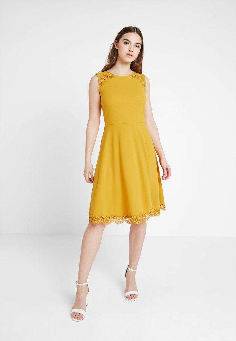 Anna Field - Jerseykleid - golden yellow