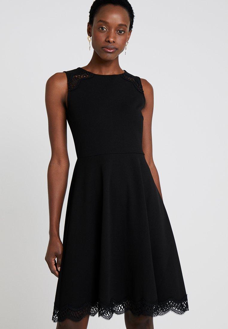 Anna Field - Jerseykleid - black