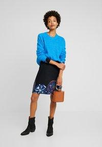 Anna Field - Denní šaty - orange/blue - 2