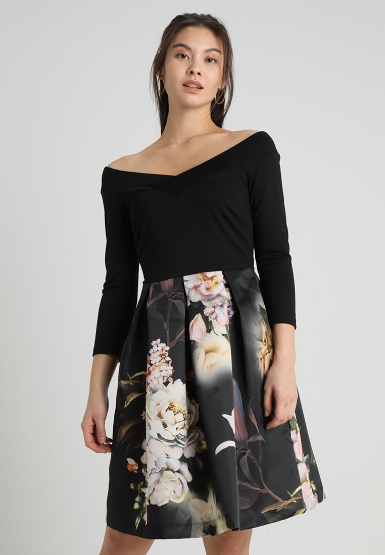 Anna Field - Cocktail dress / Party dress - white/black/green