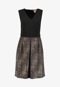 Anna Field - Day dress - gold/black - 5