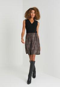 Anna Field - Day dress - gold/black - 2