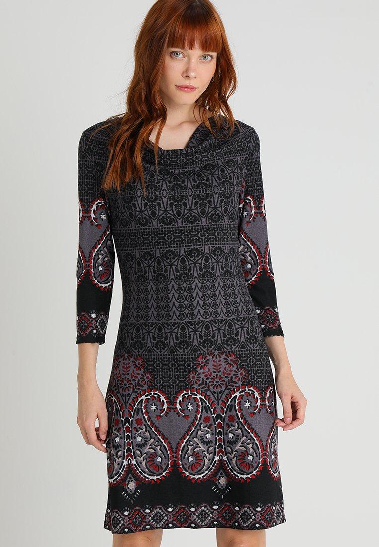 Anna Field - Pletené šaty - red