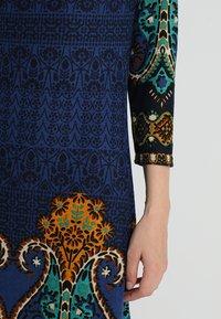 Anna Field - Pletené šaty - dark blue - 5