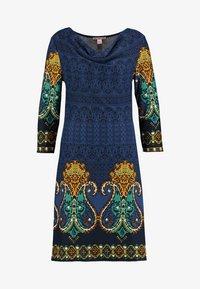 Anna Field - Pletené šaty - dark blue - 4