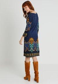 Anna Field - Pletené šaty - dark blue - 2