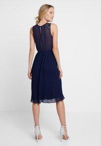 Anna Field - Koktejlové šaty/ šaty na párty - dark blue - 3