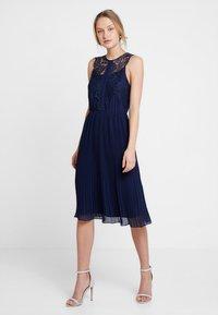 Anna Field - Koktejlové šaty/ šaty na párty - dark blue - 2