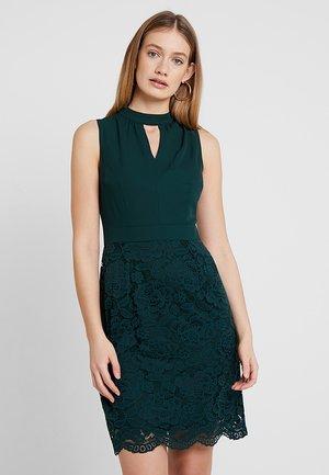 Sukienka koktajlowa - dark green