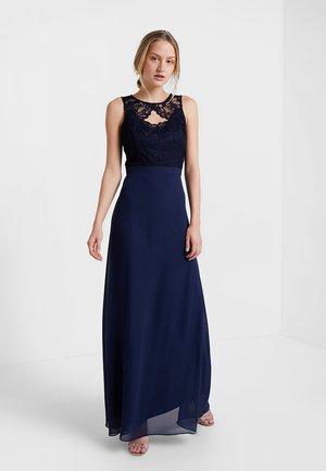 Společenské šaty - dark blue