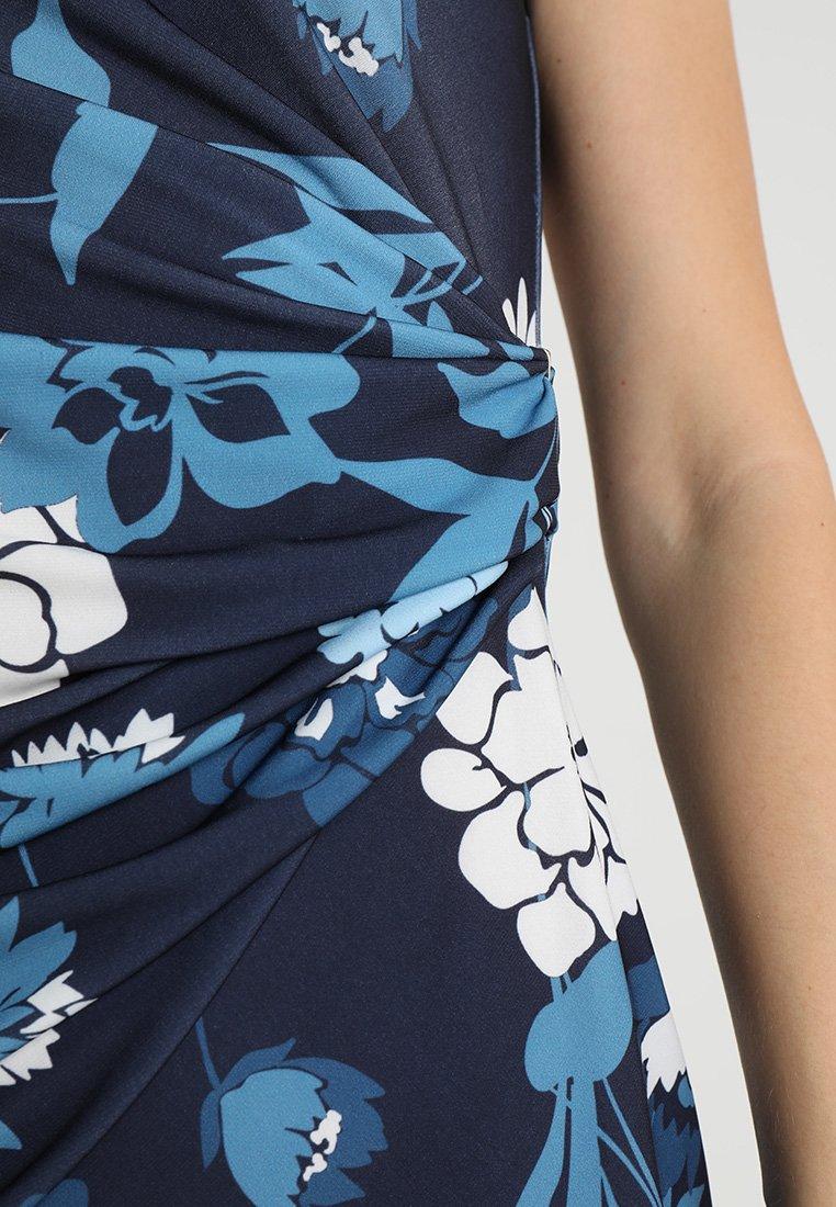 Anna Field Vestito di maglina - blu scuro dark blue/blue
