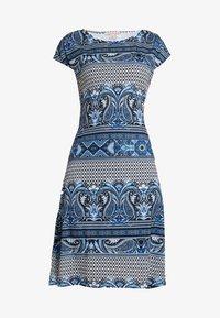 Anna Field - Denní šaty - white/blue - 4