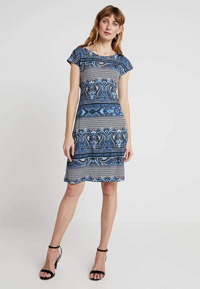 Anna Field - Denní šaty - white/blue