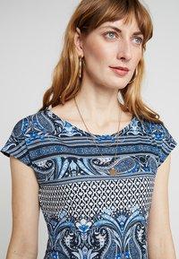 Anna Field - Denní šaty - white/blue - 3