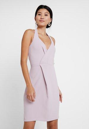 Koktejlové šaty/ šaty na párty - burnished lilac