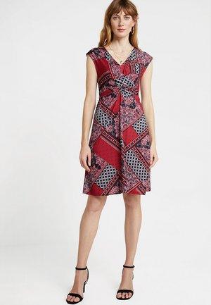 Denní šaty - white/red